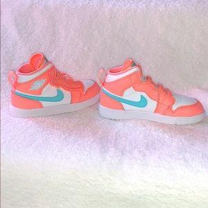 Air Jordan's Kids Size 11c